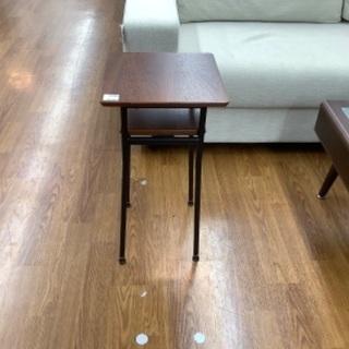 【トレファク南浦和】 サイドテーブル ブラウン