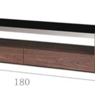 テレビボード ガラス製 木製 高級 おしゃれ 180㌢✨ − 愛知県