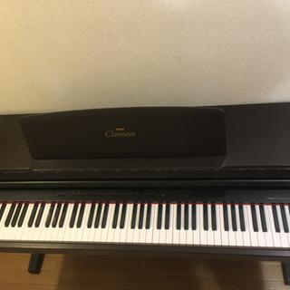 電子ピアノ YAMAHAクラビノーバCLP156