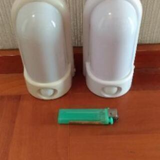 オーム電機人感センサー式乾電池単4×4本