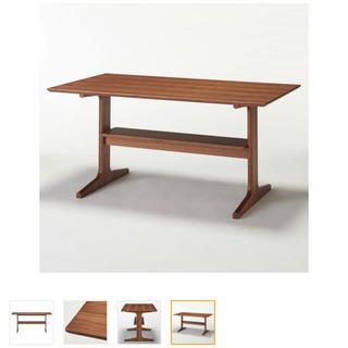 無印良品 リビングでもダイニングでもつかえるテーブル・2・…