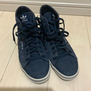 adidasの靴