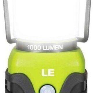 【新品】LE LEDランタン キャンプランタン 超高輝度1000...