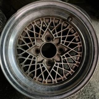 AE86・SSR・2本セット。14インチ