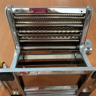 バスタマシーン&パスタ鍋(蒸し器対応) イタリア製