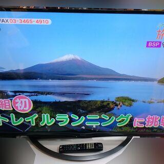 【中古】シャープ AQUOS 4K液晶テレビ 50型+BD…