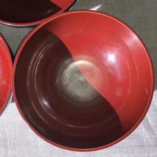 食器 汁椀(味噌汁など)3個セット 中古品 - 名古屋市