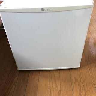 電気冷蔵庫 46L ユーイング UR-D05BF