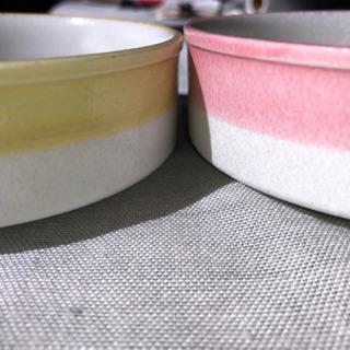 食器 小皿 2皿セット 中古 - 生活雑貨