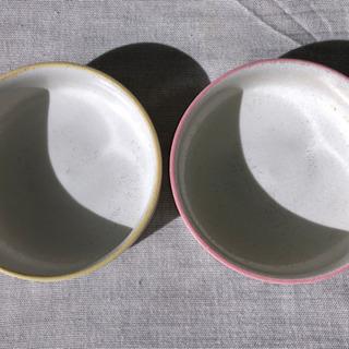 食器 小皿 2皿セット 中古の画像