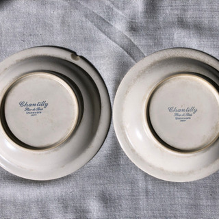食器 和皿 2皿セット 中古品 - 売ります・あげます