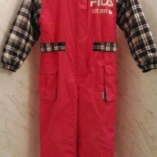 ジャンプスーツ、女児、110センチ(値下げ)