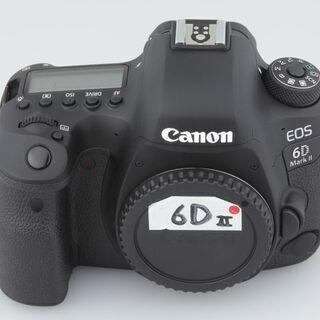 CANON EOS 6D Mark II 使用頻度少ない