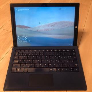 Core-i7 Surface pro3 +ドッキングステーショ...