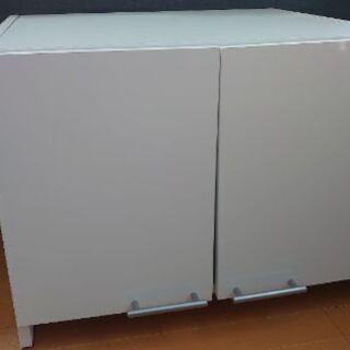 【人気商品/美品】セシール 冷蔵庫上ラック ¥11900→3500