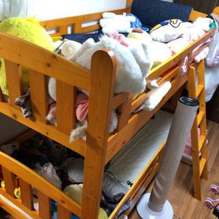 【取引中】二段ベッド