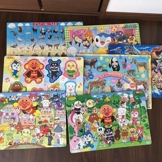 アンパマンなど パズル 7セット