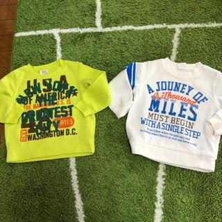 子供服 95サイズ 1枚100円 トレーナー