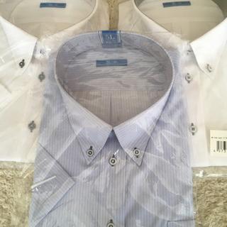 メンズワイシャツ 半袖 5L 3枚セット