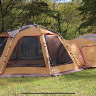 キャンプ スノーピークテントセット