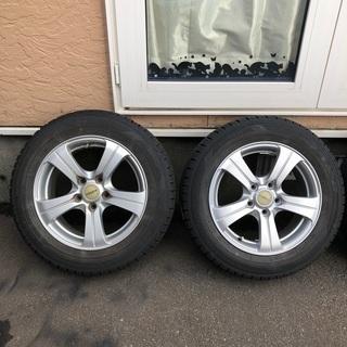 205/60R16スタッドレスタイヤセット
