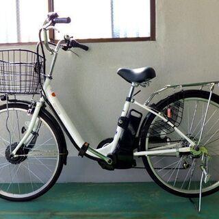 ポムミー 電動アシスト自転車 TDF-21Z