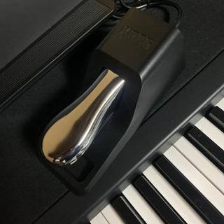 [取りに来られる方限定] KORG 電子ピアノ B2 BK 88鍵 ブラック - 川崎市