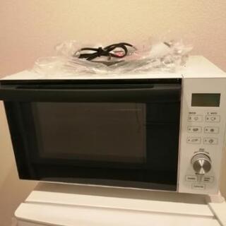 新品炊飯器 新品同様オーブンレンジ 家電セット メーカー保証あり
