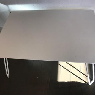 【10月29日まで】ローテーブル 白い