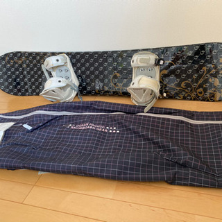 【決定】スノーボード☆板 ビンディング ボードケース