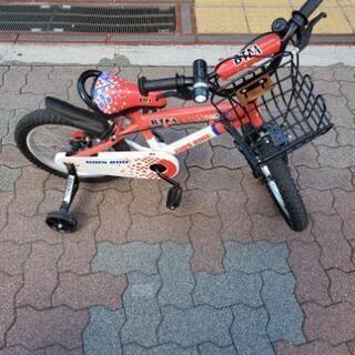 BTM 子供自転車 16インチ