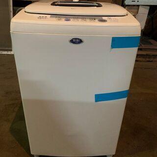 【無料】2006年製 TOSHIBA 5.0kg洗濯機 AW-K...