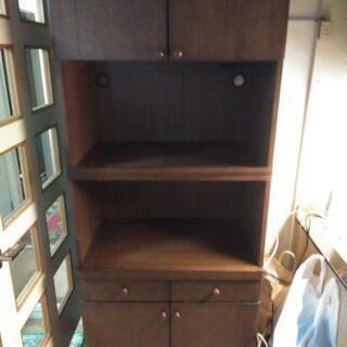 食器棚☆木製☆中古品