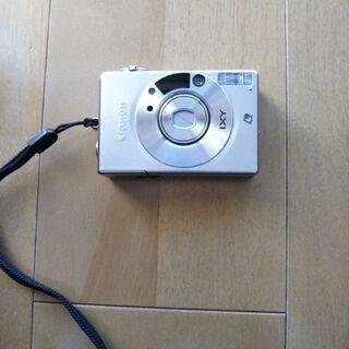 フィルム使用カメラ