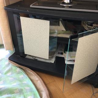 *取引中*中古PS2とテレビ台(TV台) − 大阪府