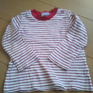 ロングTシャツ2枚売り!!80☆