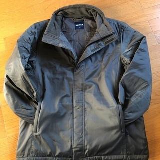 新品に近い ユニクロ 中綿キルティングコート