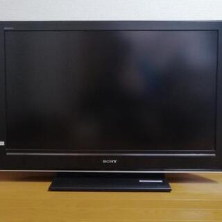 【取引終了しました】USED液晶テレビ SONY BRAV…