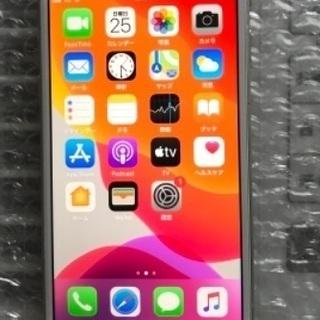 iPhone8 au 64gb 背面ガラス割れ