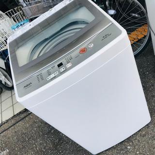 高年式 AQUA アクア 5.0kg 洗濯機 19年式 AQW-...