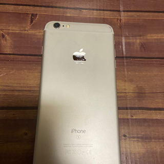 iPhone6s plus ジャンク