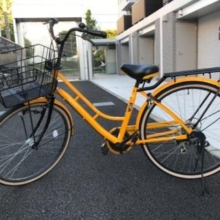 【ネット決済】26インチ 自転車