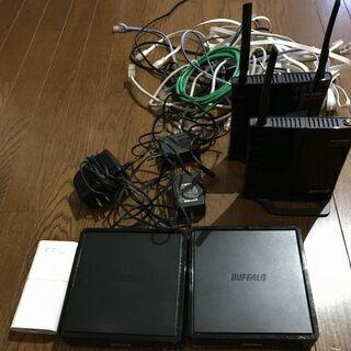 無線LAN いろいろセット WLI-TX4-AG300N WHR...