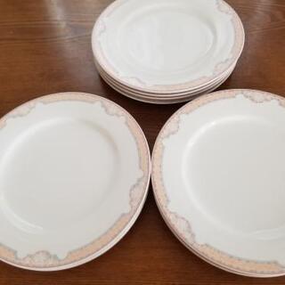 Noritake 大皿 10枚揃ってます。