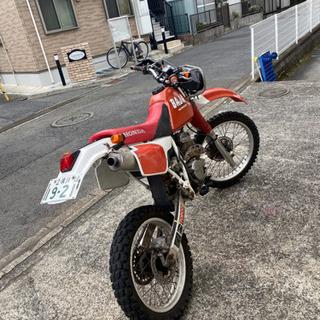 ホンダBAJA250