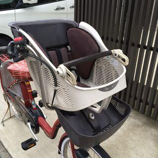 【ネット決済】【値下げ】OGK 自転車用ベビーシート フロント用