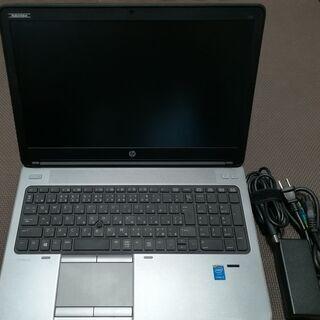 HP製ノートパソコンProBook 650 G1(Core i5...