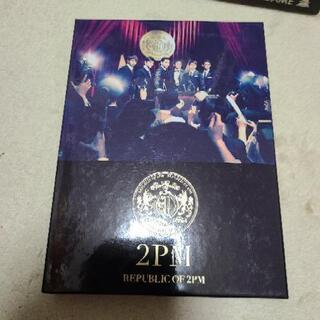 2PM REPUBLIC OF 2PM