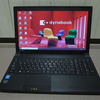 東芝Dynabook Satellite B554/K ②