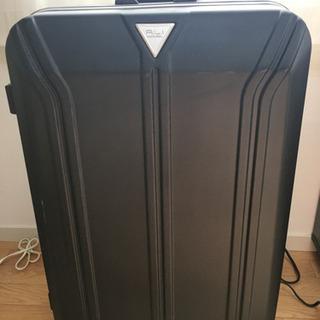 ほぼ未使用スーツケース